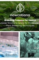 TOBACCO FOR HEALTH WITH NEW PLANT BREEDING TECHNIQUES